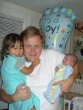 30 Sept 2004 •  An armful of kids!!!