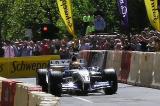 Antionio Pizzonia - Williams test driver