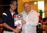 F1 Racing Editor in chief, Matt Bishop and I