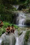 Hagimit falls, Davao, Philippines