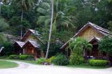 The cottages: Pearl Farm, Davao.