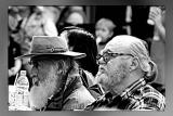 Street theatre audience