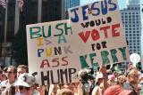 Bush Is A Punk Ass Chump