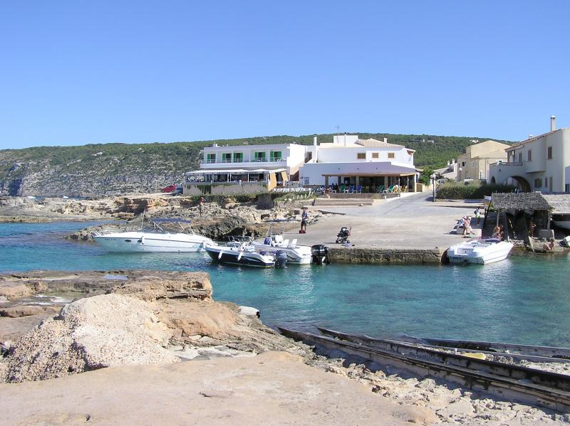 Es Calo Harbour