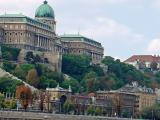 The Hungarian royal palace