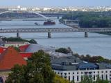 More bridges over the Danube at Bratislava