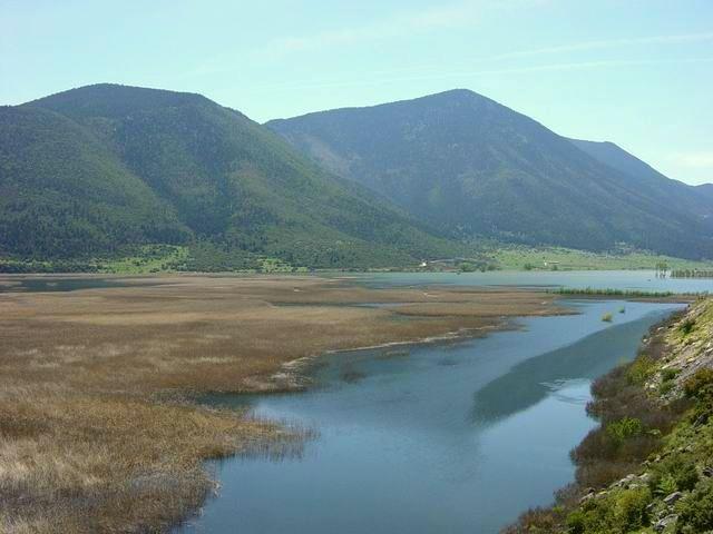 Stymfalia Lake...