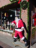 Santa Elvis on Lower Broad in Nashville