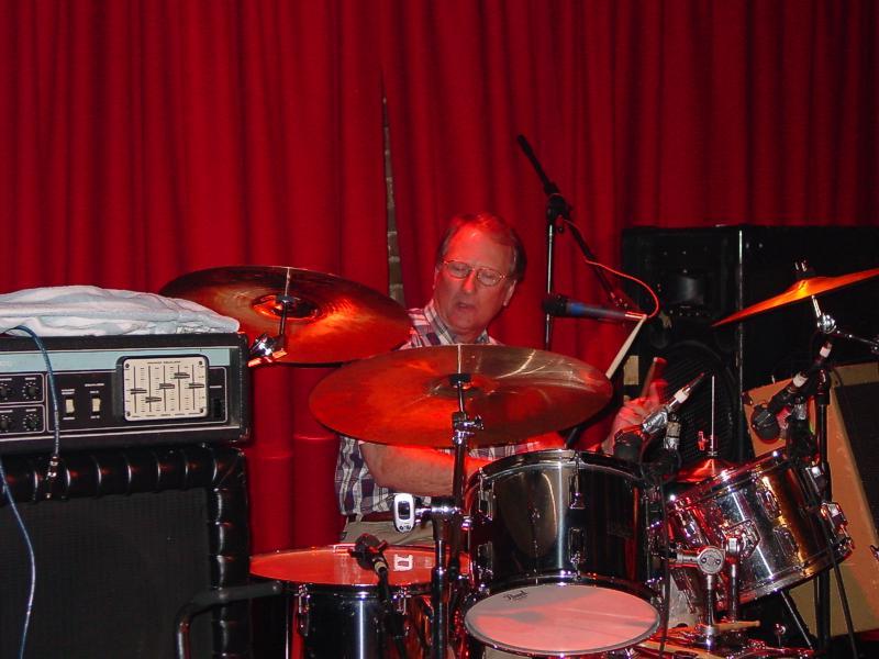 Loy Hardcastle, Exotics drummer