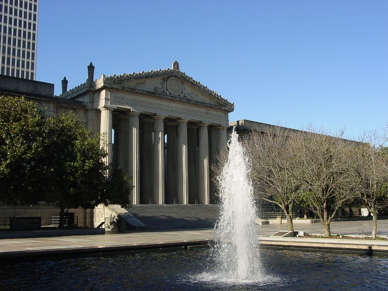 Tennessee War Memorial Building
