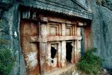 Kash rock grave