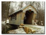 Tannery Hill Covered Bridge  -  No. 68