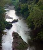 Patapsco River, looking east