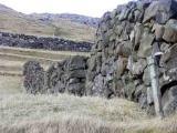 Grjótgarður í Hattarvík