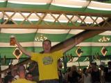OKTOBERFEST - INSIDE A BEER TENT