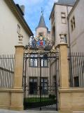 GRAND DUCAL PALACE SIDE GATE