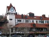 Lake Arrowhead Village Clock