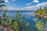 Snowbank Lake Overlook