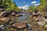 Unnamed Stream Near Snowbank Lake