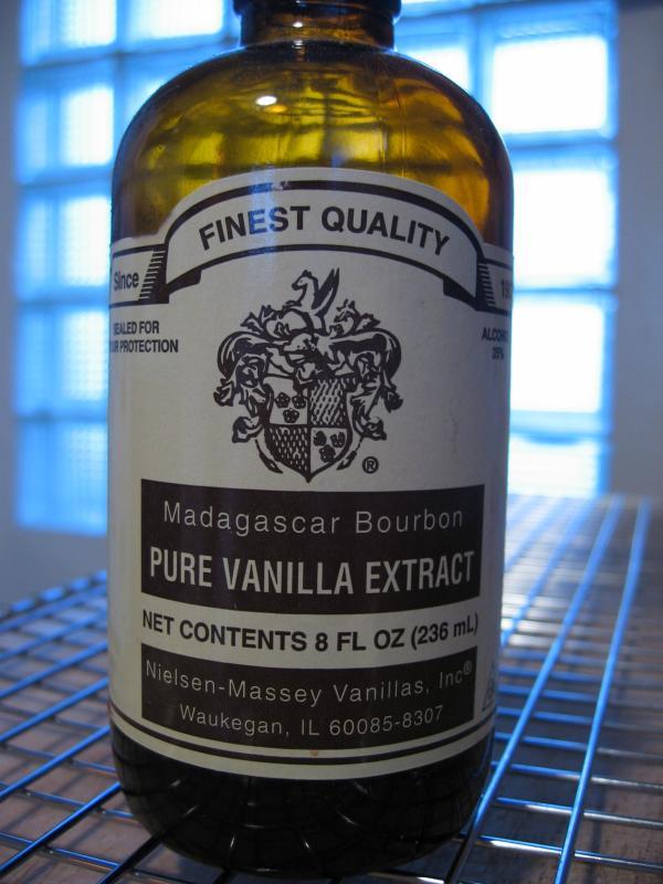 1 tsp. vanilla