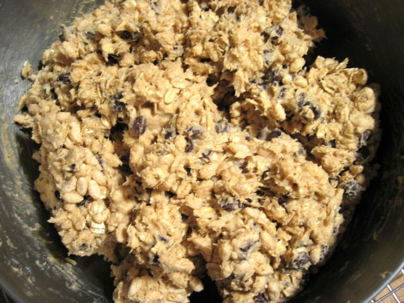 Final cookie dough