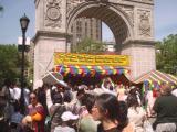 Hare Krishna Festival Center Stage