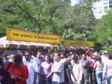 Hare Krishna Festival Food Line