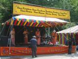 Hare Krishna Music Stage