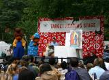 Reading Children's Books at NY Is Book Country Festival