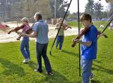 Strolling Violinists