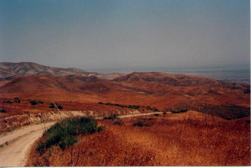 Temblor Range