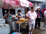 Free lunch, Noodle and gimmchi