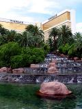 Fountains - The Mirage Casino
