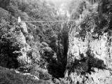 Passerelle et Gorges d'Holzarté