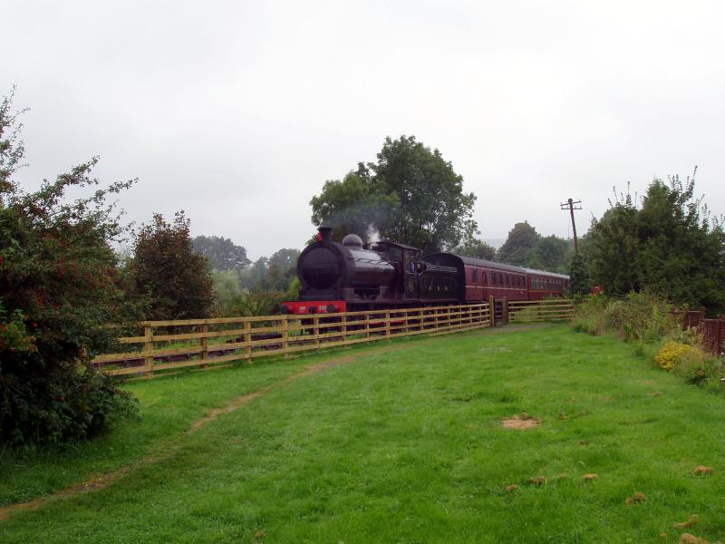 The Weardale Railway reborn