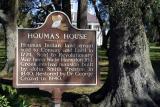 Houmas House Plaque