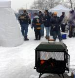Tailgating in a snow storm.jpg