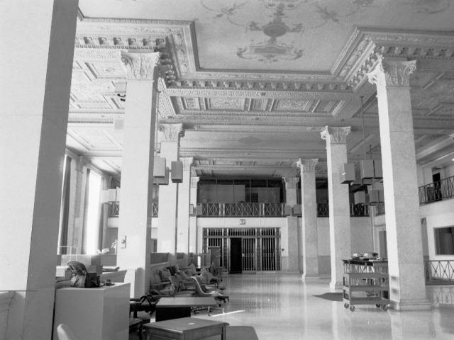 Fidelity Trust Banking Lobby