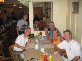 Dinner at Furnace Creek (Who's that in the background?)