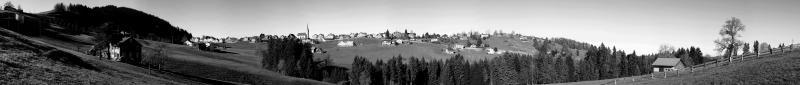 Schwellbrunn in Black and White