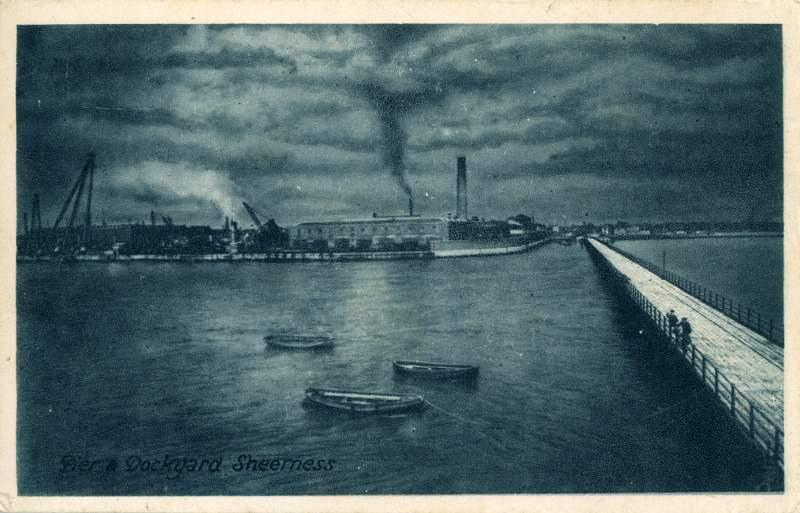 Pier & Dockyard, Sheerness