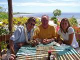 le trio- Whitegrass bungalow Tanna