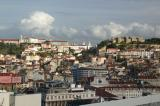 Lisbon - Castelo de Sao Jorge overlooking the city