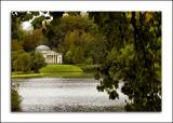 Stourhead ~ lake and temple