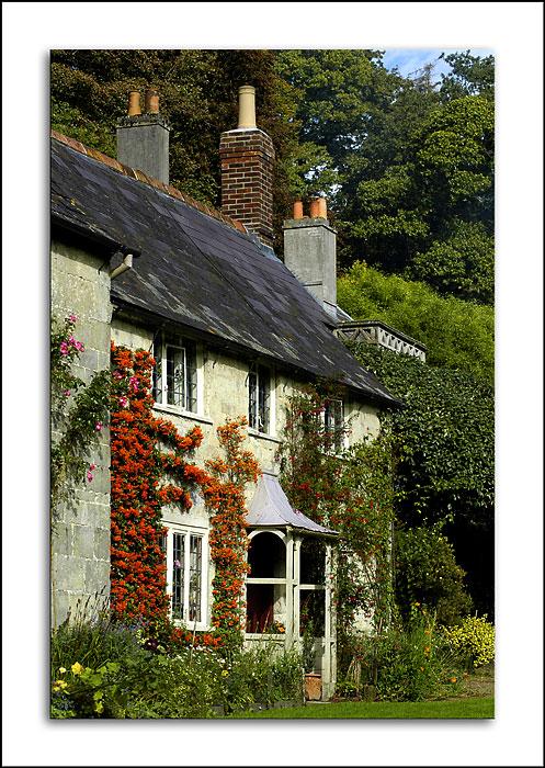 Stourhead ~ estate house