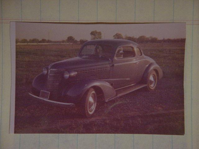 <br><b>1938 Chevy 5 window</b>