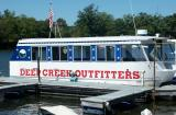 Excursion Boat - Largest Vessel on Deep Creek Lake