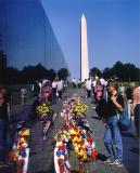 Washington DC Vietnam Wall