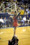 College BasketBall: University of PIttsburgh vrs St. Francis University, 2003