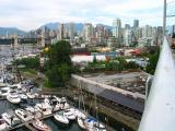 Vancouver from Granville Street Bridge
